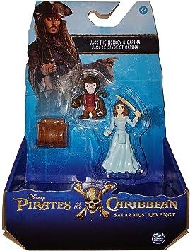Piratas del Caribe: La venganza de Salazar - Jack The Monkey ...