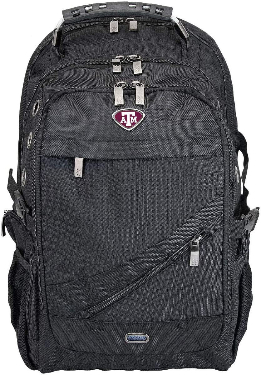 AdSpec NCAA Fan Shop Collegiate Executive Backpack