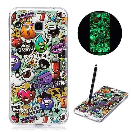 Amazon.com: Samsung J3 Case, Caselover Luminous Case with ...