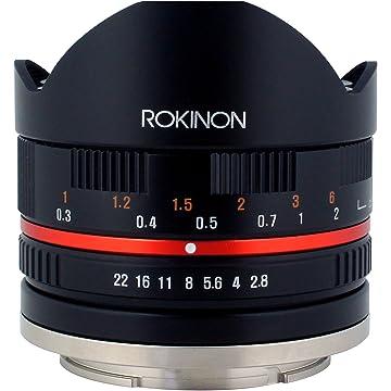 top selling Rokinon 8mm f/8 UMC II