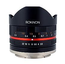 Rokinon 8mm f/8 UMC II