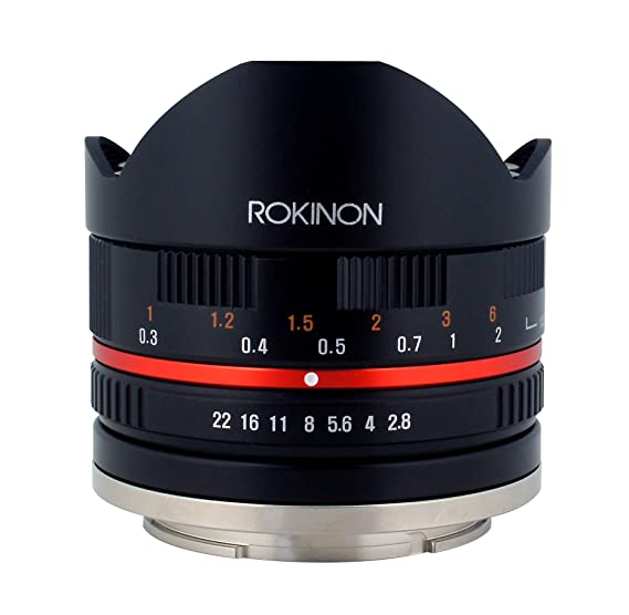 Review Rokinon 8mm F2.8 Ultra-Wide