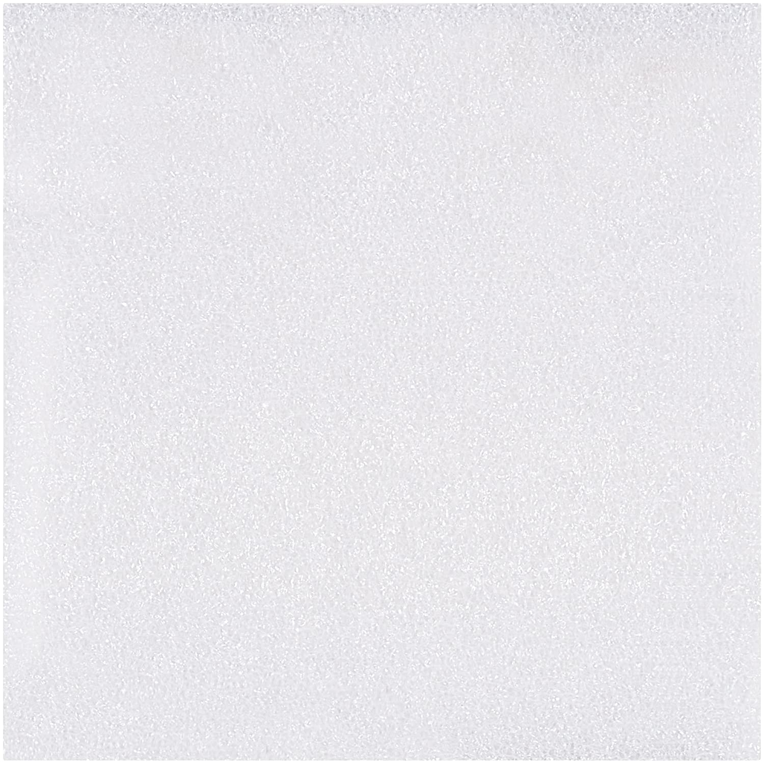 Air Foam Sheets White 8 x 8 1800//Case