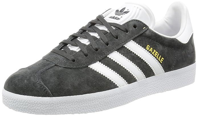 adidas Gazelle Sneaker Herren Grau (Solid Grey)