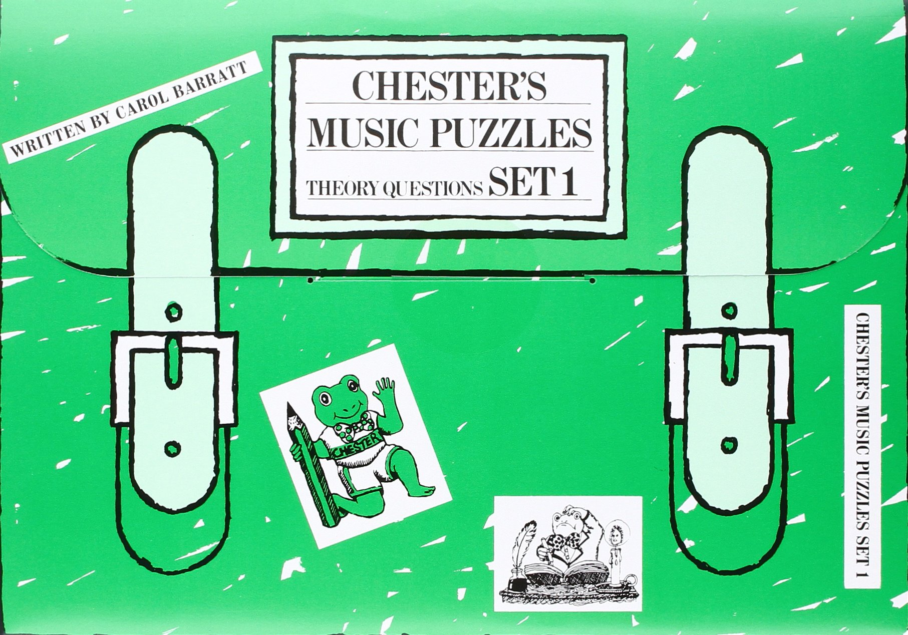 Download Chester's Music Puzzles Set 1 (Ch55831) PDF