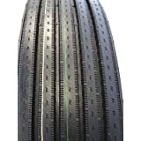 (8-Tires) HORSESHOE 295/75R22.5 16Ply H Load Heavy Duty Deep Steer Trailer Radial Tires 146/143L 8 New All position 29575225
