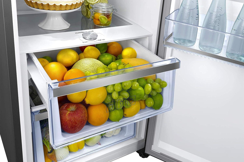 Gorenje Kühlschrank R6192fx : Samsung rr m s freistehend l a edelstahl kühlschrank