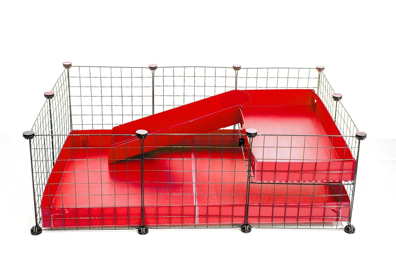 Kavee Jaula C & C para roedores - Smart corx loft - no requiere ...