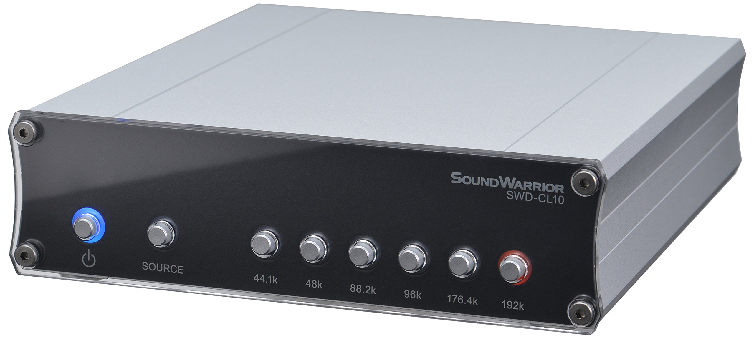 SOUNDWARRIOR SW Desktop Audio series Clock Generator SWD-CL10【Japan Domestic genuine products】