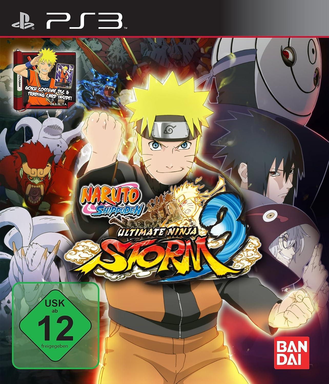 Naruto Shippuden: Ultimate Ninja Storm 3 - Day 1 Edition [Importación alemana]: Amazon.es: Videojuegos