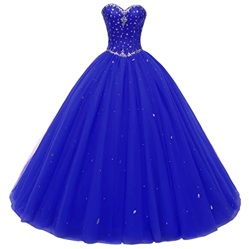 Royal Blue Quinceanera Dresses: Amazon.com