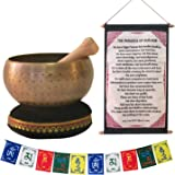 Amazon.com: Dhyana House Handcrafted Tibetan Meditation ...