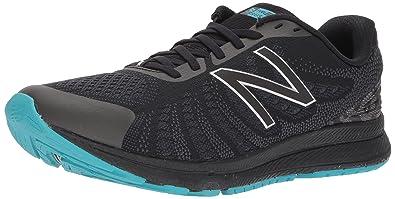 New Balance Mens FuelCore Rush v3 Running Shoe   Black Pisces