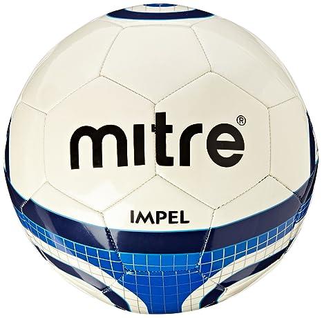 Mitre Impel 32P - Balón de fútbol para entrenamiento, color blanco ...