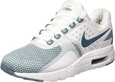 Nike Air Max Zero Essential, Sneakers Basses Homme, Bleu