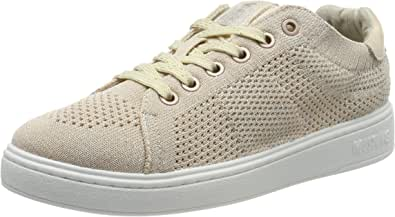 MUSTANG 1321-301 Lace Up Casual Mesh Trainer