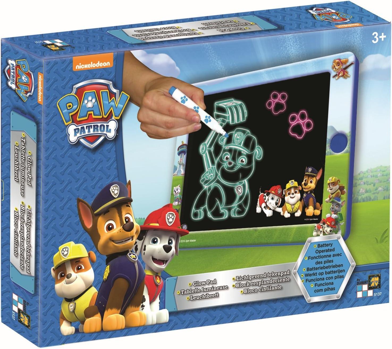 Diamant Toys 5137 Glow Pad Paw Patrol: Amazon.es: Juguetes y juegos