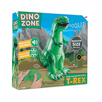 Other Mando a Distancia Inflable Dinosaurio T-Rex: Amazon.es ...