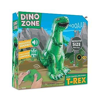 Other Mando a Distancia Inflable Dinosaurio T-Rex: Amazon.es ...