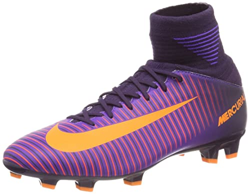 stable quality cheapest classic style NIKE Unisex Kids' Jr Mercurial Superfly V Fg Football Boots ...