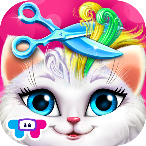 Crazy Cat Salon - Furry Makeover (Dress Up Dogs)