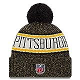 New Era Knit Pittsburgh Steelers Biggest Fan
