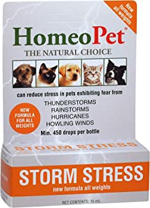 HomeoPet Storm Stress for Dogs