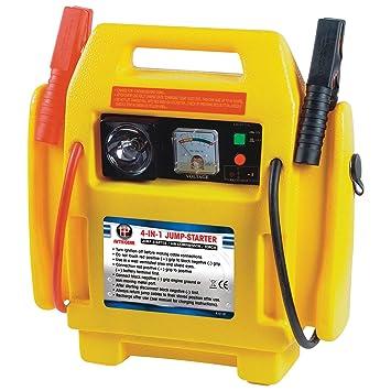12v asistencia para Arranque Portable Compresor Aire Batería Arranque Elevador Cargador CABLES
