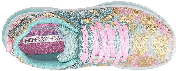 Skechers Girl's Double Dreams Mermaid Muse Sneakers