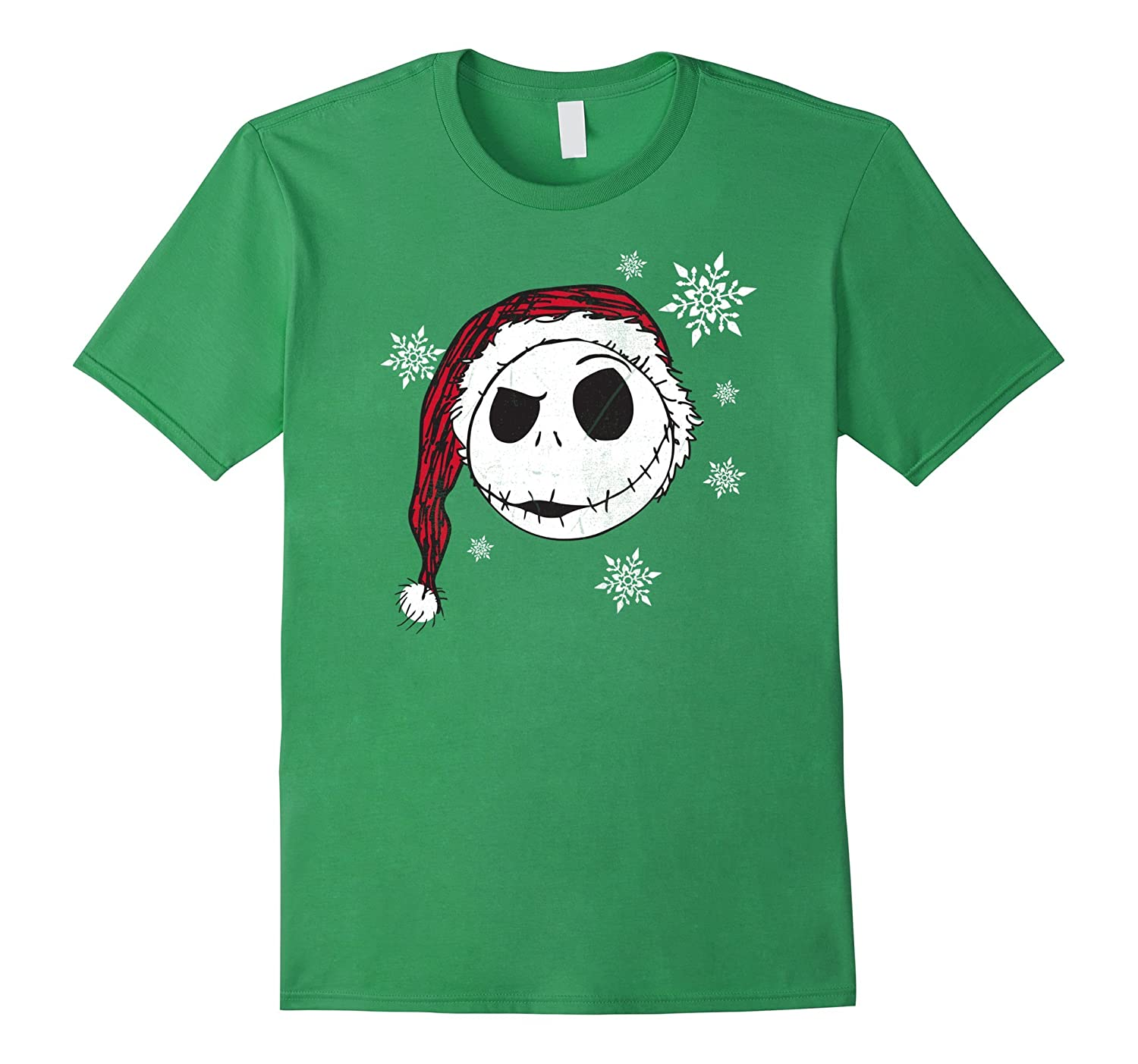 Disney Nightmare Before Christmas Snowflake Tshirt-TJ – theteejob