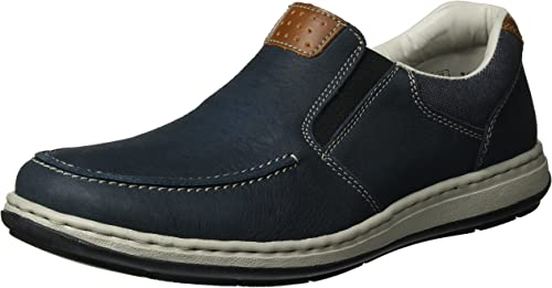| Rieker Patros Mens Casual Slip On Shoes