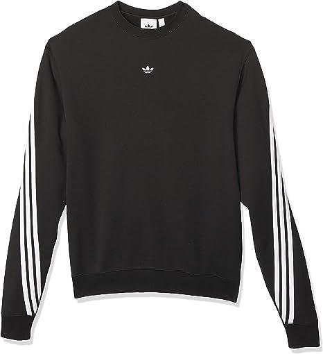 adidas Herren Sweatshirt 3stripe Wrap Cr