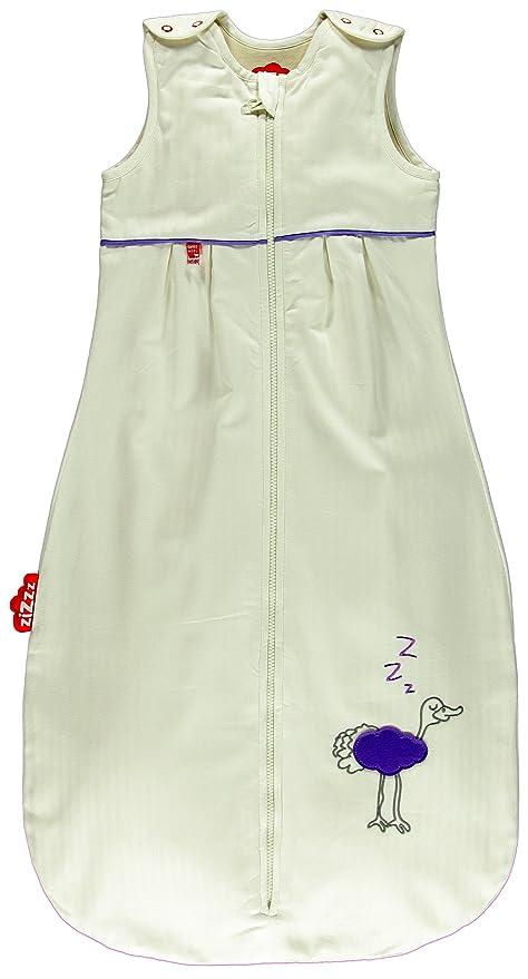 Zizzz 13Z056 - Saco de dormir (de 24 a 48 meses, 110 cm,