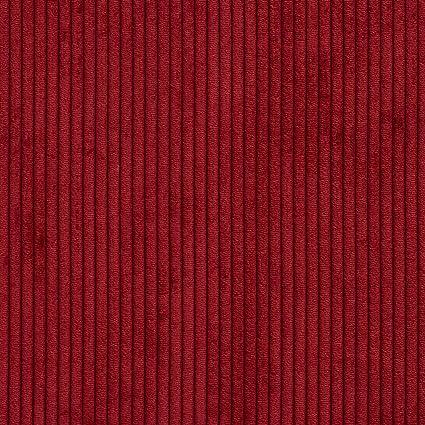 Amazon Com B0700d Deep Red Corduroy Striped Soft Velvet Upholstery
