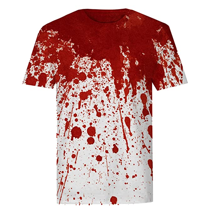 Image result for bloody shirt
