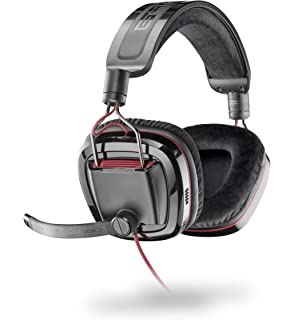 5b1b7f388f2 Plantronics GameCom 780 Gaming Headset with Surround Sound - USB Compatible  with PC