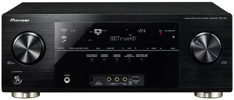 Pioneer 71 Channel HDMI 3D AV VSX 921 K Amazoncouk TV