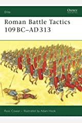 Roman Battle Tactics 109BC–AD313 (Elite) Paperback