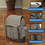 Jeep An American Tradition Rucksack Backpack Bag