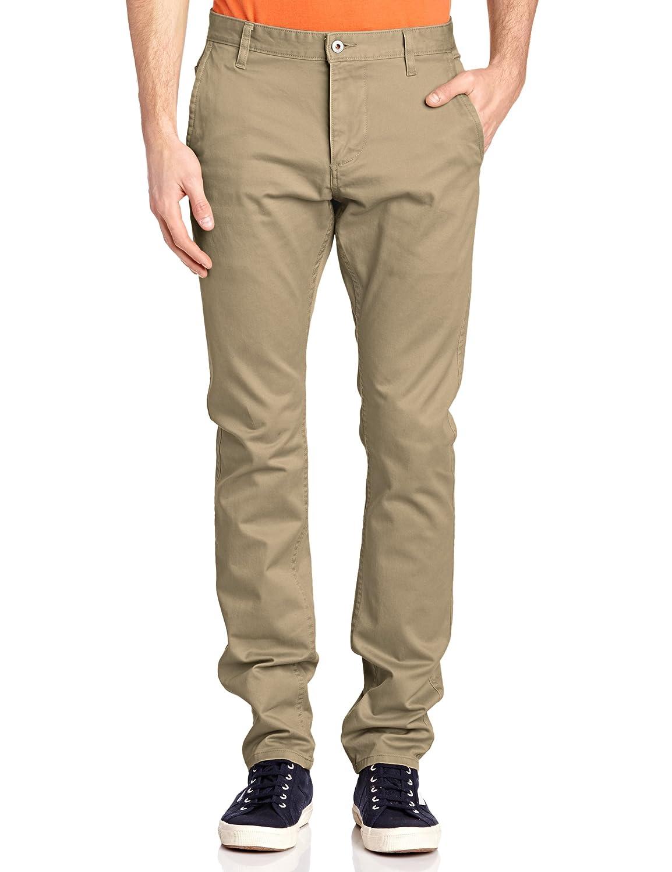 Dockers Alpha Original Khaki Skinny, Pantalones para Hombre