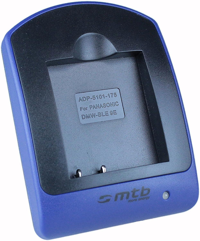 Ladeschale Kompatibel Mit Panasonic Dmw Ble9 Blg10 Kamera
