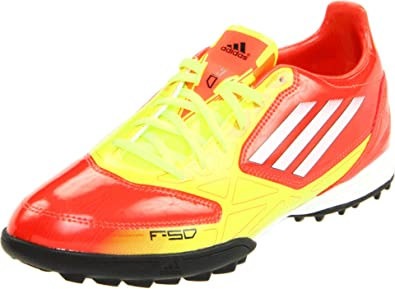 promo code 7ed08 d296e adidas Men s f10 TRX tf-m, High Energy Electricity White, 9.5