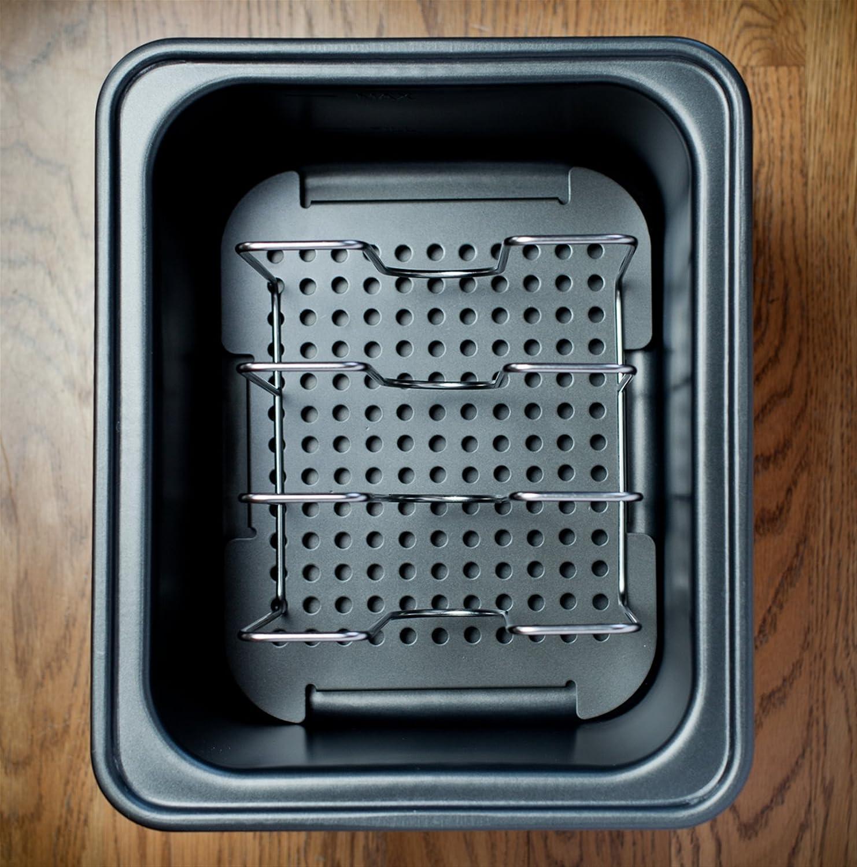 Sous Vide Supreme Demi Water Oven, Black, SVD-00101 SVS09L