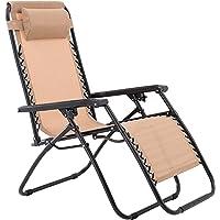 Zero Gravity Chair-Beige