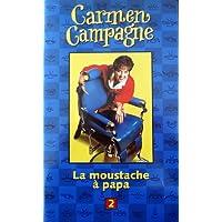 Campagne,Carmen:Moustache
