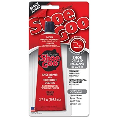 Shoe GOO? Adhesive, 3.7 fl oz - Black by Shoegoo