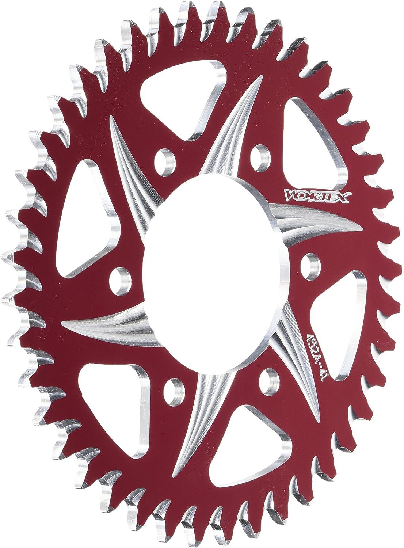 Vortex 144AZR-41 Red 41-Tooth Rear Sprocket
