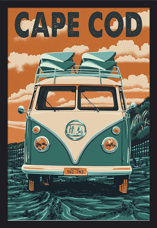 Cape Cod MA Poster Print Art Decor