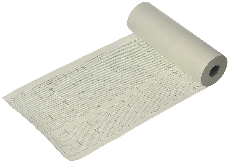Rouleaux de papier thermique pour CTG compatibles avec Bionet 0700-02 (151mm x 25m) La Tecnocarta Srl RI3715102516ISP