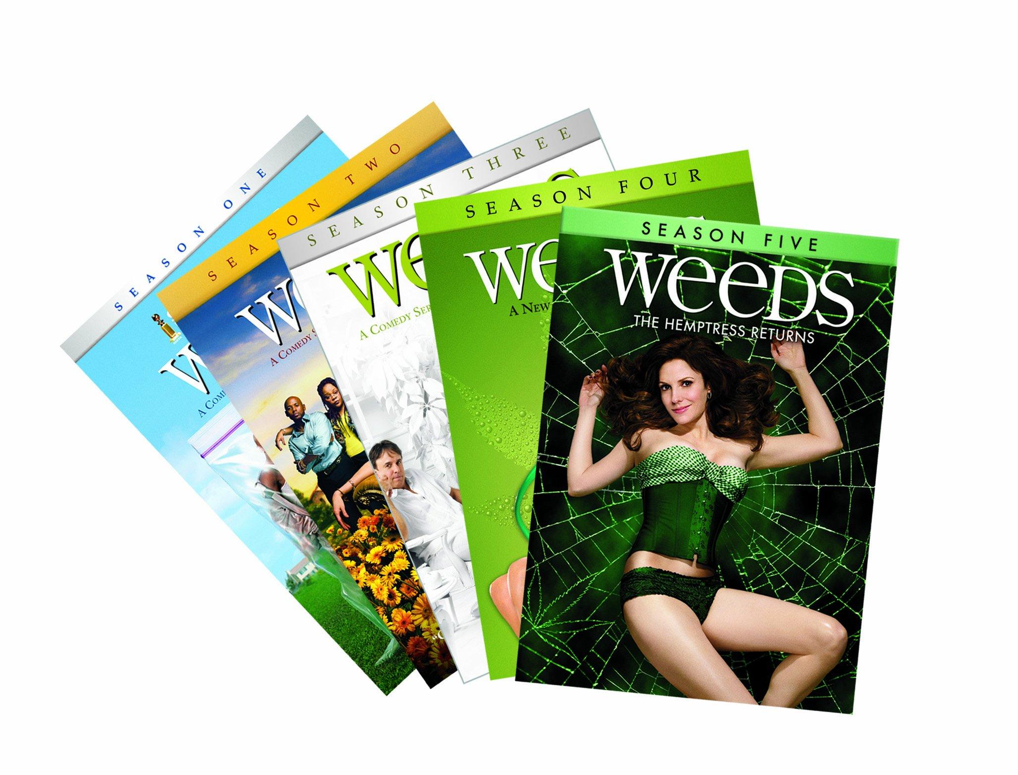 Weeds: Seasons 1-5
